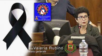 Ci uniamo al cordoglio per la perdita della Dott.ssa Valeria Rubino