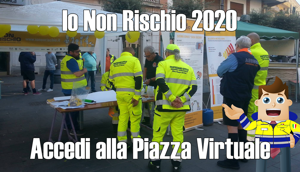 IO NON RISCHIO 2020: NOCERA INFERIORE